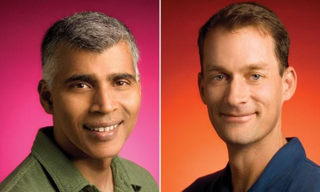 Ngoài Larry và Sergey, Google còn có 1 bộ đôi khác đã cùng nhau thay đổi lịch sử Internet - Ảnh 1.