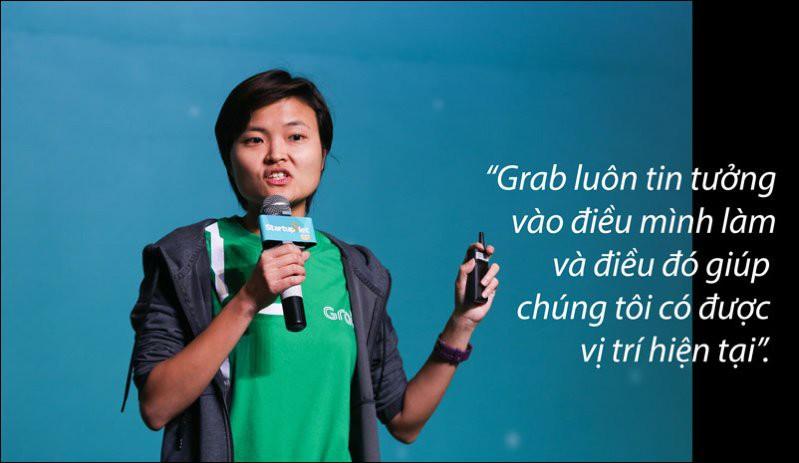 """grab tan hooi ling - photo 1 1544064372526929582521 - Đồng sáng lập Grab Tan Hooi Ling: """"Hồi khởi nghiệp, họ nói chúng tôi điên"""""""
