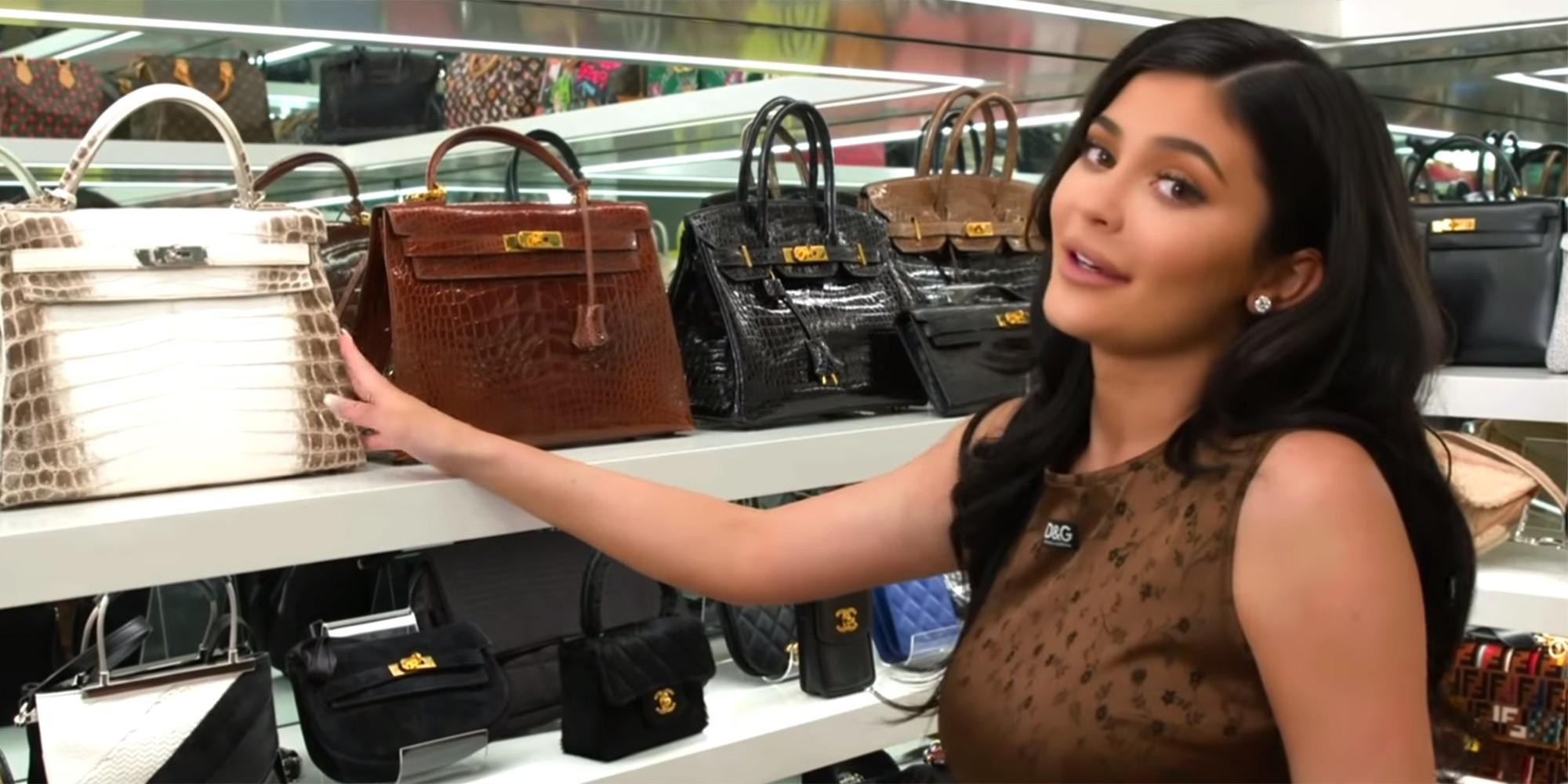 kylie jenner - photo 11 154406516296882965665 - 21 tuổi đã kiếm hàng ngàn tỷ đồng một năm, Kylie Jenner có cuộc sống sang chảnh và tài sản đáng ghen tị đến mức nào?