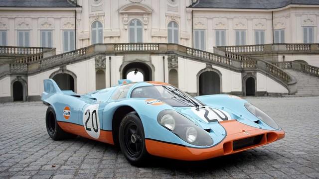 5 mẫu xe Porsche đắt nhất lịch sử - Giá cao hơn cả một toà nhà - Ảnh 1.