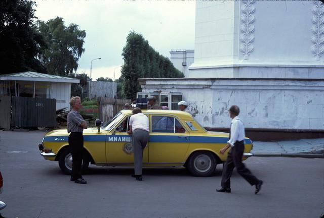 Cảnh sát Liên Xô thế kỷ trước đã đi cả BMW, Mercedes hay Volvo - Ảnh 10.