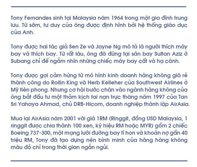 CEO AirAsia Tony Fernandes: Tôi không điên để bỏ qua thị trường Việt Nam! - Ảnh 12.