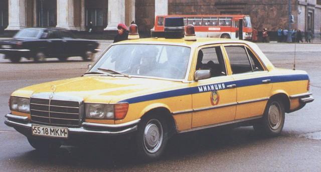 Cảnh sát Liên Xô thế kỷ trước đã đi cả BMW, Mercedes hay Volvo - Ảnh 14.