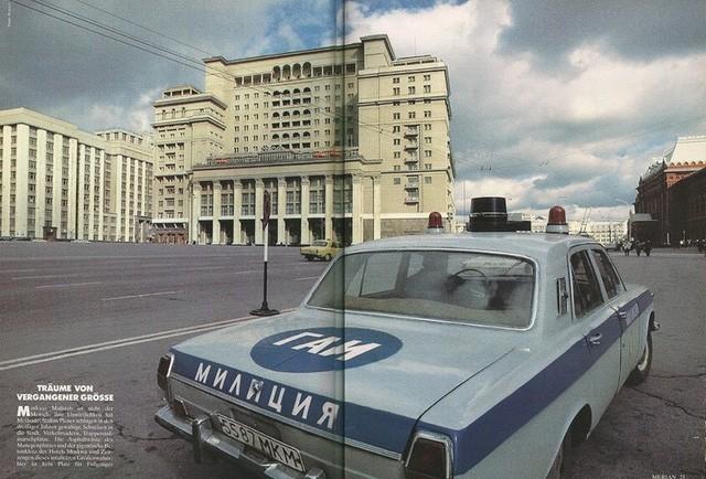 Cảnh sát Liên Xô thế kỷ trước đã đi cả BMW, Mercedes hay Volvo - Ảnh 17.