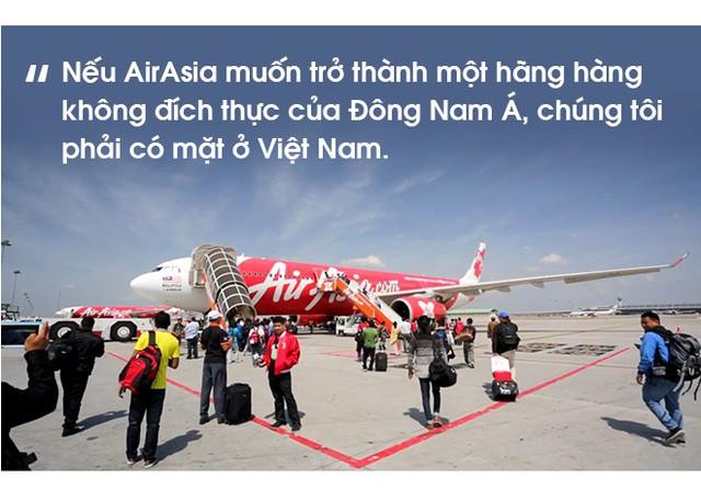 CEO AirAsia Tony Fernandes: Tôi không điên để bỏ qua thị trường Việt Nam! - Ảnh 5.