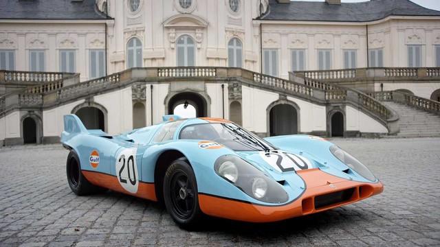5 mẫu xe Porsche đắt nhất lịch sử - Giá cao hơn cả một toà nhà - Ảnh 6.