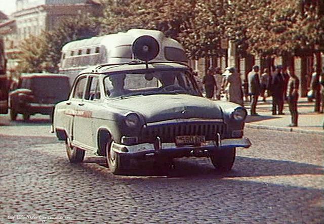 Cảnh sát Liên Xô thế kỷ trước đã đi cả BMW, Mercedes hay Volvo - Ảnh 6.
