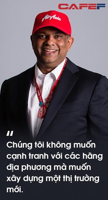 CEO AirAsia Tony Fernandes: Tôi không điên để bỏ qua thị trường Việt Nam! - Ảnh 7.