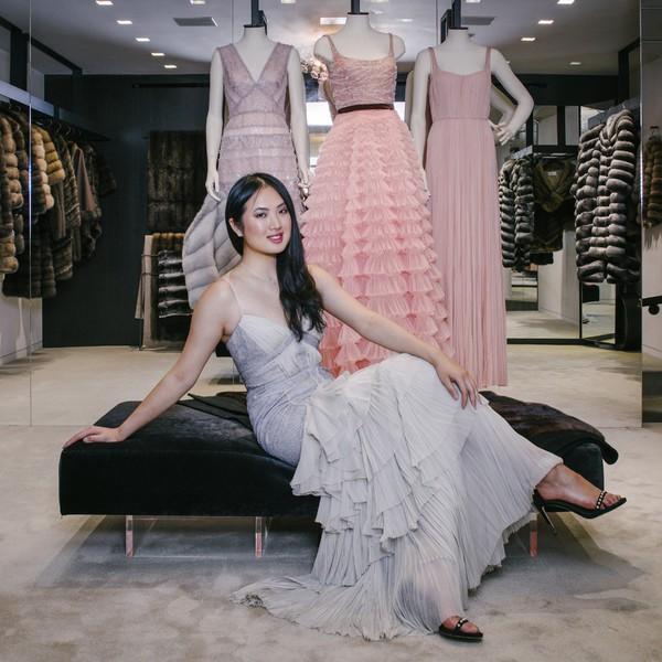 Con gái út ông trùm Huawei: Đã xinh đẹp còn học trường Harvard danh tiếng, mê viết code không kém gì ba lê và thời trang - Ảnh 8.
