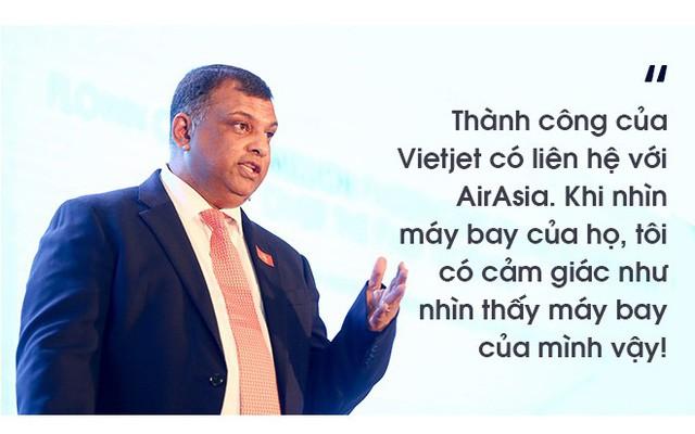 CEO AirAsia Tony Fernandes: Tôi không điên để bỏ qua thị trường Việt Nam! - Ảnh 9.