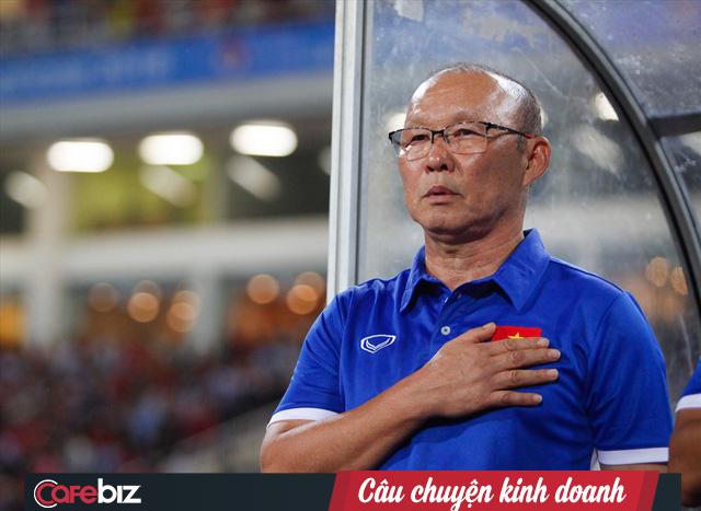 Quản trị điển hình Hàn Quốc của Park Hang Seo: Đừng nghĩ tôi một vàih tân hoàn toàn đội tuyển Việt Nam, tôi chỉ giúp họ thực tại hơn và hiệu quả hơn - Ảnh 1.
