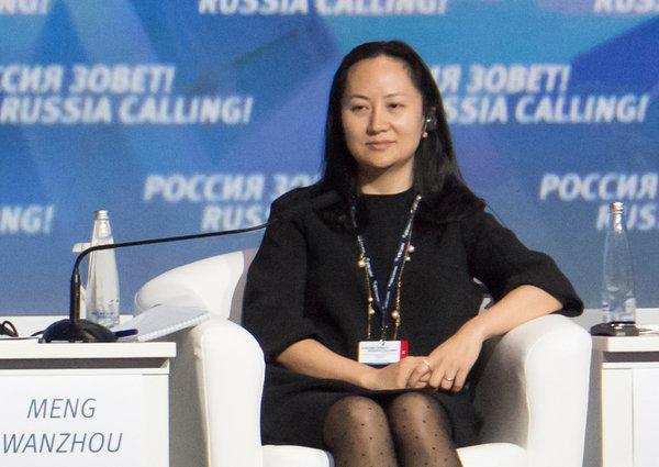 Bắt CFO Huawei - đòn xuyên tâm vào Made in China của Trung Quốc - Ảnh 1.