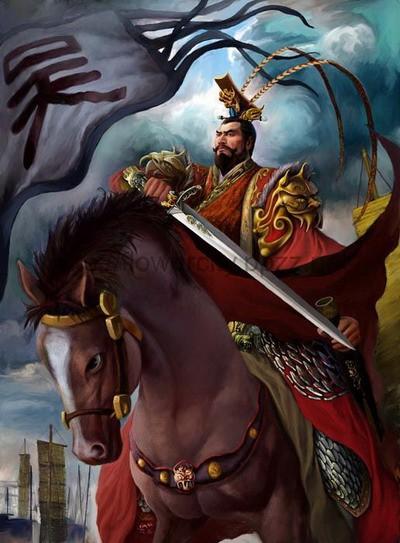 Tôn Quyền và lá thư làm Tào Tháo lui binh không kèn không trống - Ảnh 1.