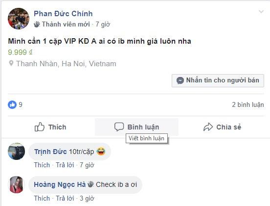 VFF chưa mở phân phối, chợ vé trận chung kết lượt về giữa Việt Nam và Malaysia đã nhộn nhịp - Ảnh 3.