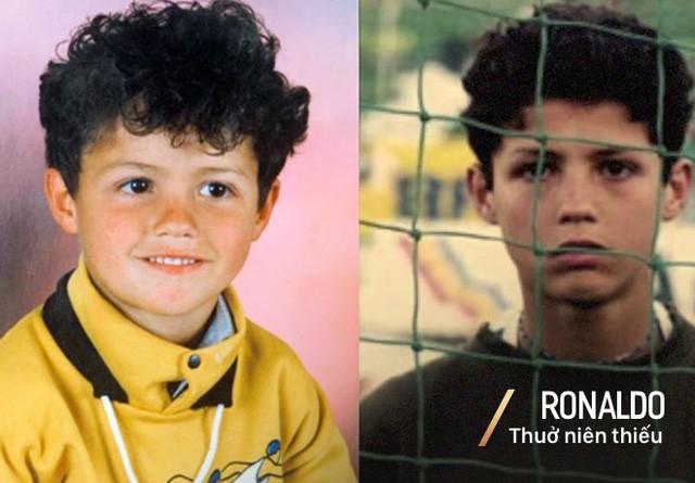 Cristiano Ronaldo: Câu chuyện thành công của chiến thần đi lên từ nỗ lực - Ảnh 1.