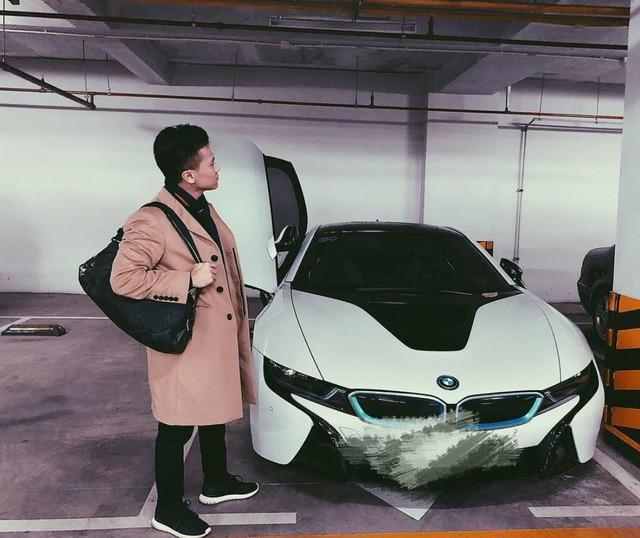 Thiếu gia 9X nổi nhất Hội con nhà giàu Việt: Du học Mỹ, sở hữu cả dàn siêu xe lóa mắt - Ảnh 16.