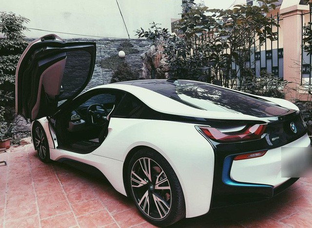 Thiếu gia 9X nổi nhất Hội con nhà giàu Việt: Du học Mỹ, sở hữu cả dàn siêu xe lóa mắt - Ảnh 5.