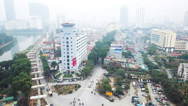 Hà Nội quyết tâm hoàn thành đường Hoàng Cầu - Voi Phục vào năm 2020 - Ảnh 1.