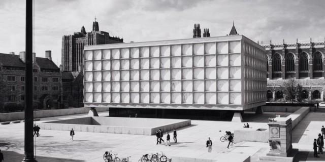 Ghé thăm thư viện Đại học Yale - thiết kế đặc biệt bảo vệ kho tàng sách hiếm nhất thế giới - Ảnh 1.