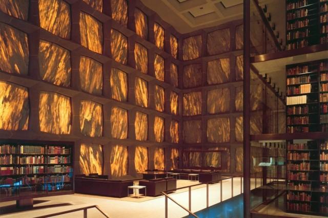 Ghé thăm thư viện Đại học Yale - thiết kế đặc biệt bảo vệ kho tàng sách hiếm nhất thế giới - Ảnh 2.