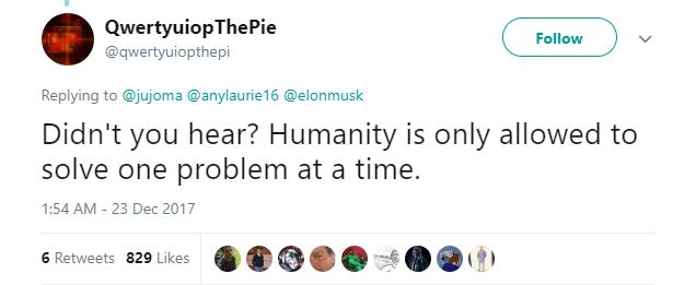 Một bà chị chỉ trích Elon Musk vì sao không dành tiền phóng tên lửa để đi từ thiện, ngay lập tức bị cư dân mạng lên án - Ảnh 4.