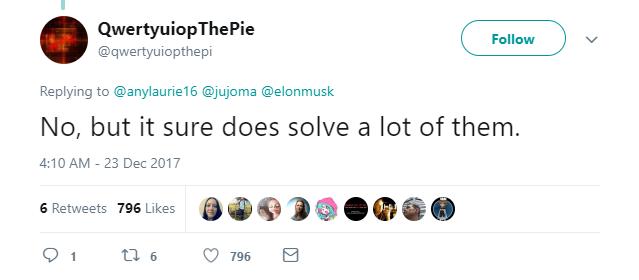 Một bà chị chỉ trích Elon Musk vì sao không dành tiền phóng tên lửa để đi từ thiện, ngay lập tức bị cư dân mạng lên án - Ảnh 6.
