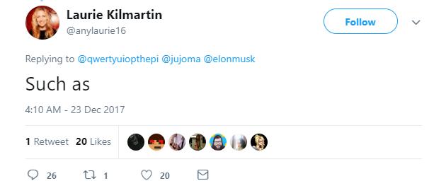 Một bà chị chỉ trích Elon Musk vì sao không dành tiền phóng tên lửa để đi từ thiện, ngay lập tức bị cư dân mạng lên án - Ảnh 7.