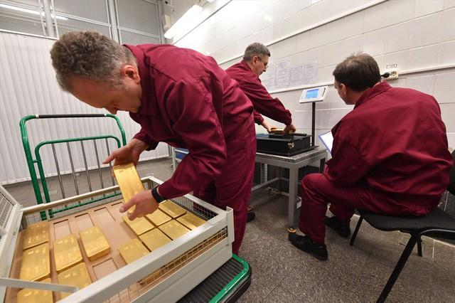 Tiết lộ bí mật kho vàng dự trữ của Nga - Ảnh 19.