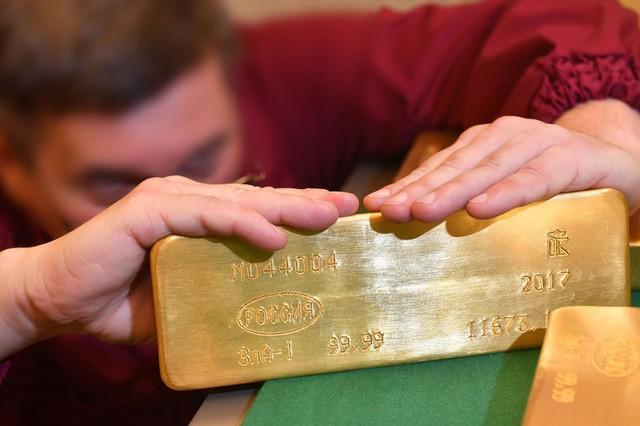 Tiết lộ bí mật kho vàng dự trữ của Nga - Ảnh 21.