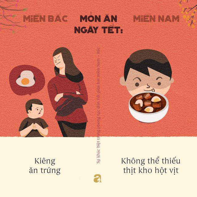 Những khác biệt thú vị ngày Tết giữa Hà Nội và Sài Gòn - Ảnh 5.