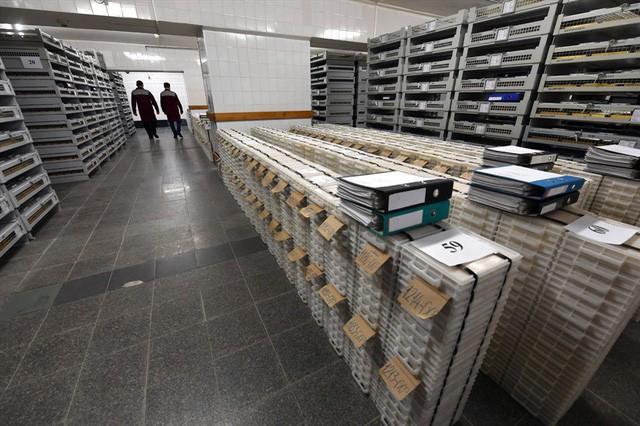 Tiết lộ bí mật kho vàng dự trữ của Nga - Ảnh 6.