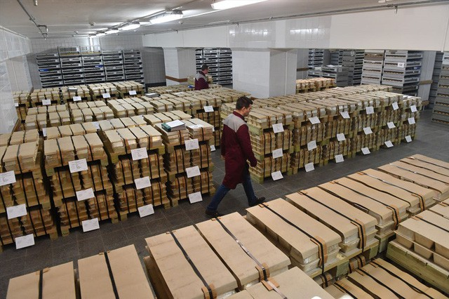 Tiết lộ bí mật kho vàng dự trữ của Nga - Ảnh 7.