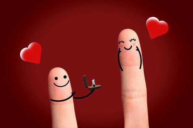 Nghiên cứu chuyên gia Úc tiết lộ sự thật bất ngờ khi bạn cưới vào ngày Valentine - Ảnh 1.
