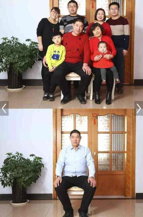 Những bức ảnh gia đình trong và sau kỳ nghỉ Tết khiến nhiều người không khỏi cay mắt - Ảnh 5.
