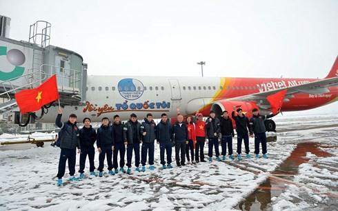 Phó Tổng Giám đốc Vietjet trải lòng sau chuyến bay đón U23 Việt Nam - Ảnh 5.