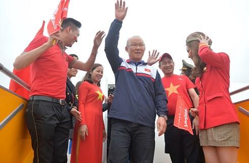Phó Tổng Giám đốc Vietjet trải lòng sau chuyến bay đón U23 Việt Nam - Ảnh 7.