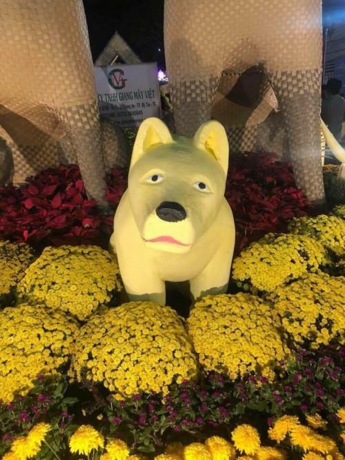 Biểu tượng gia đình nhà chó hờn cả thế giới đã được tạo hình lại  - Ảnh 2.