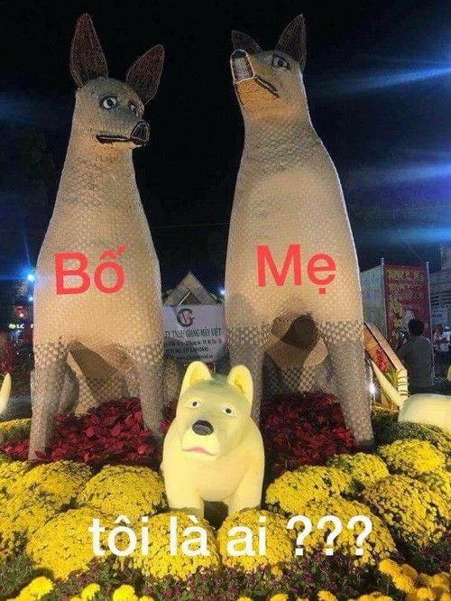 Biểu tượng gia đình nhà chó hờn cả thế giới đã được tạo hình lại  - Ảnh 3.