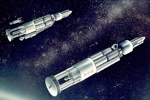 Khám phá dự án Orion - kế hoạch tuyệt mật về chế tạo tàu vũ trụ hoạt động bằng bom nguyên tử - Ảnh 10.