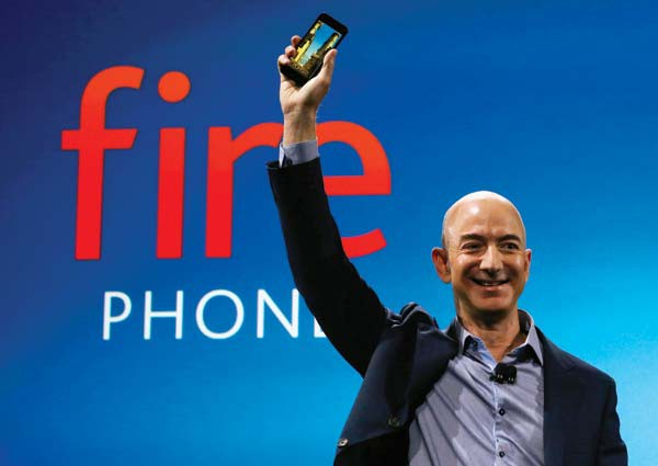 Đế chế Amazon của Jeff Bezos: Nơi hoan nghênh thất bại và chỉ cần một số thành công sẽ có thể bù đắp được hàng chục sai lầm - Ảnh 2.