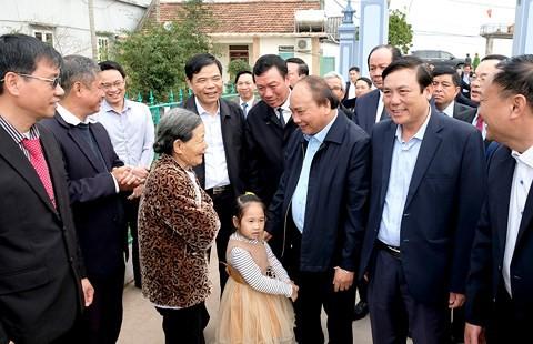 """Thủ tướng Nguyễn Xuân Phúc: """"Không để tháng Giêng đủng đỉnh ăn chơi"""" - Ảnh 1."""