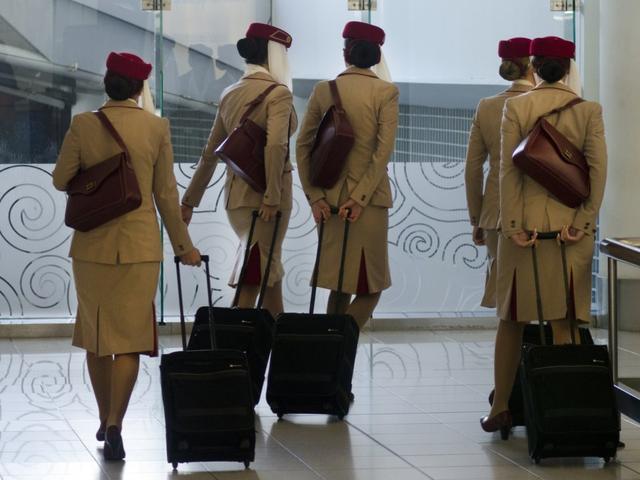 Chuyện nghề giờ mới kể của tiếp viên hãng hàng không Emirates sang chảnh bậc nhất Dubai - Ảnh 5.