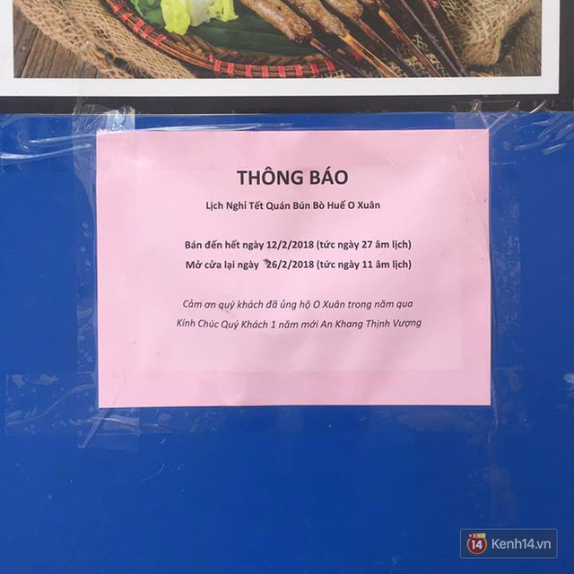 Hết Tết rồi mà vẫn còn nhiều quán xá nổi tiếng Hà Nội chưa mở cửa bán hàng trở lại - Ảnh 6.
