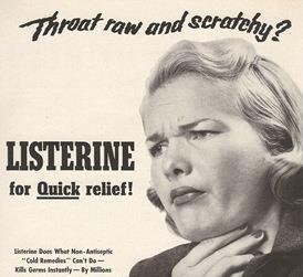 """Hù dọa về """"căn bệnh"""" hôi miệng để bán hàng – Chiến thuật kinh doanh bất hủ của Listerine - Ảnh 2."""