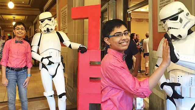 """7 tuổi học lập trình, 8 tuổi học viết ứng dụng, 14 tuổi cậu bé thiên tài này đã là chuyên gia AI cho """"ông lớn công nghệ"""" IBM  - Ảnh 1."""