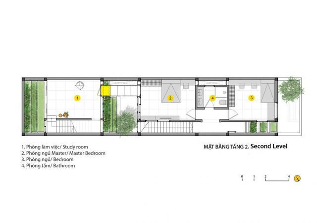 Cận cảnh căn nhà ống đẹp đến từng centimet tại Cần Thơ - Ảnh 21.