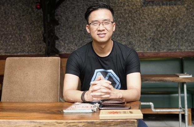 Khởi nghiệp từ nỗi đau của cả gia đình khi cha mắc ung thư, 8X Việt trở thành người trẻ thành công nhất châu Á và đây là câu hỏi anh khiến nhiều start-up phải suy ngẫm - Ảnh 1.