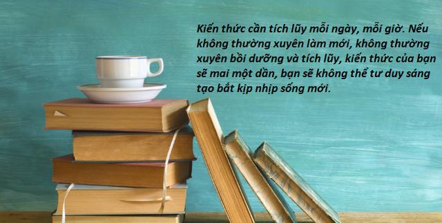 Câu chuyện từ giỏ đựng than: Nếu như đọc sách là hít vào, thì việc thở ra chính là viết - Ảnh 1.