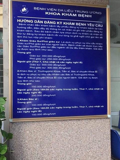 """Chấp nhận giá """"chát"""", người Việt thích đăng kí giáo sư, phó giáo sư khám bệnh - Ảnh 1."""