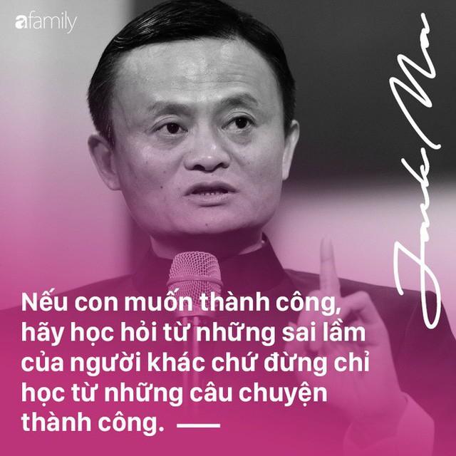 Những bài học dạy con trưởng thành sau thất bại đáng học tập từ tỉ phú Jack Ma - Ảnh 1.